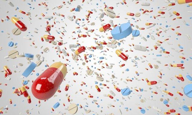 pastillas volando