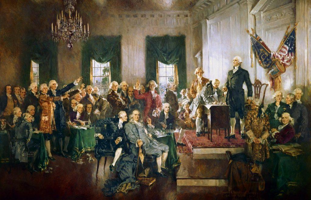 Declaración independencia usa