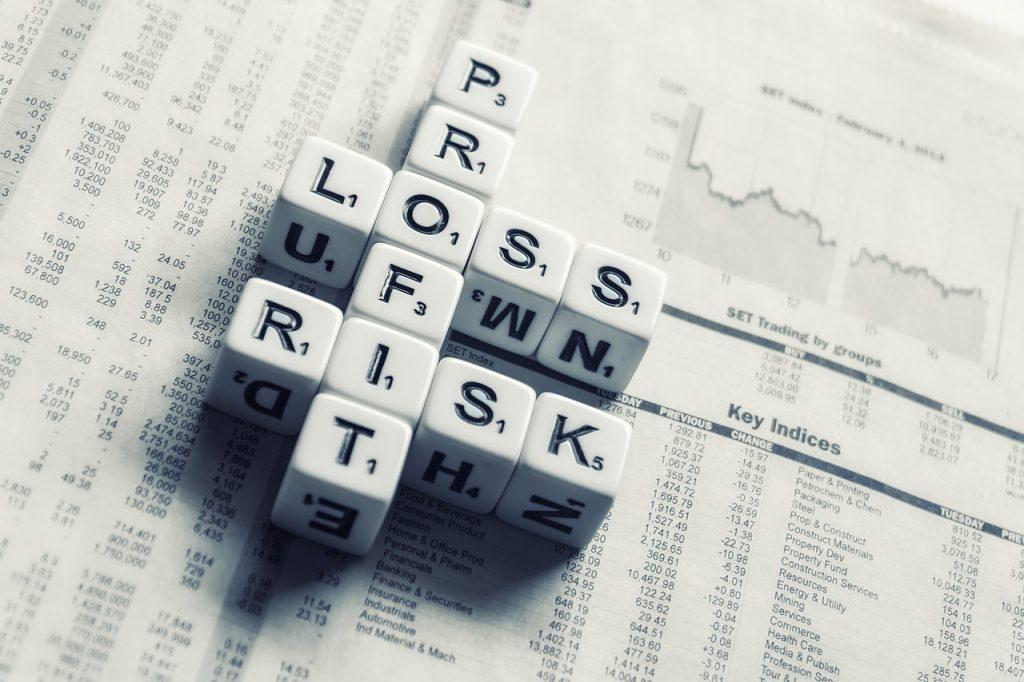 Scrabble profit, loss and risk