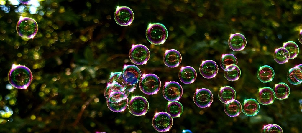 Burbujas Flotando